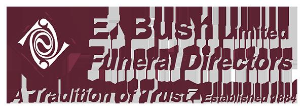 E Bush Ltd Funeral Directors Logo